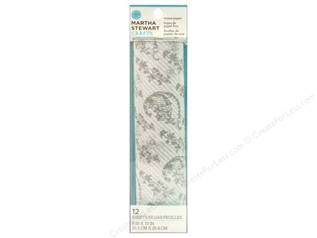 Martha Stewart Party Supplies Tissue Paper Doily Lace