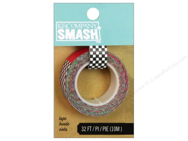 K&Company Smash Tape Swatch