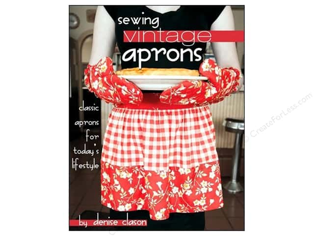 All American Crafts Sewing Vintage Aprons Book