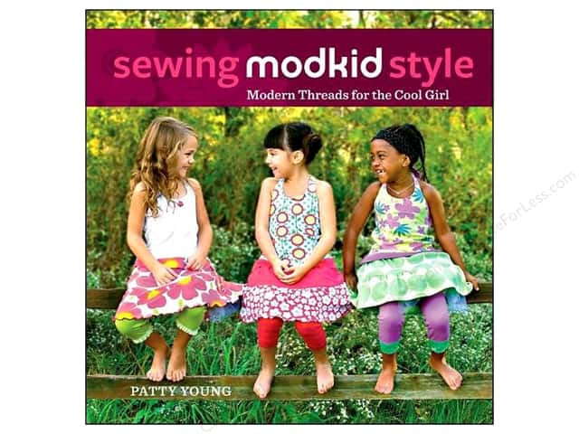 Wiley Publications Sewing Modkid Style Book