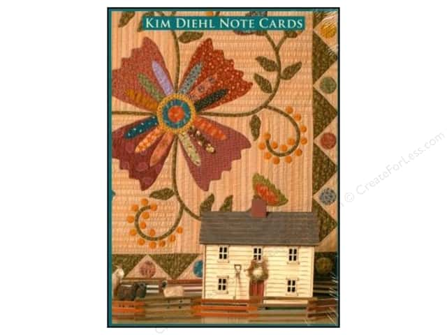 That Patchwork Place Note Cards Kim Diehl