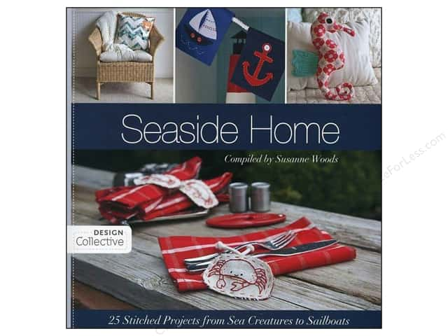 Stash By C&T Seaside Home Book