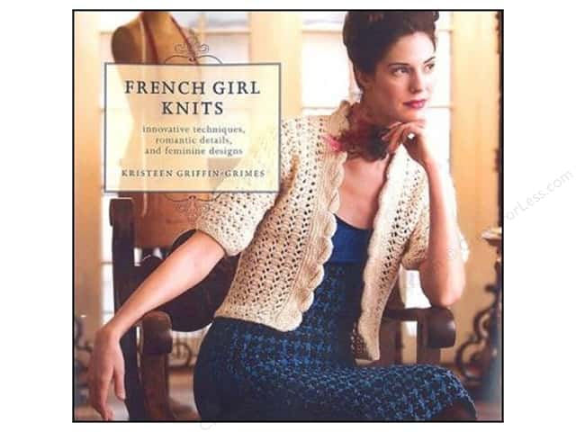 Interweave Press French Girl Knits Book