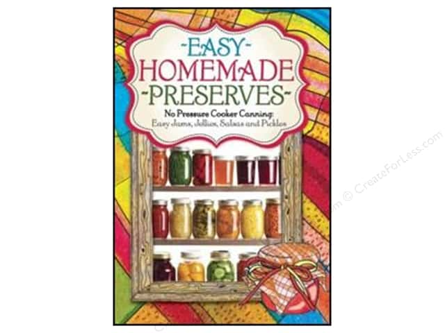 Cookbook Resources Easy Homemade Preserves Book