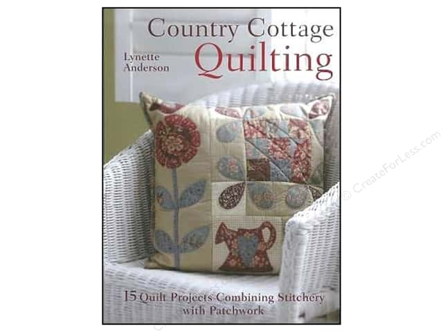 David & Charles Country Cottage Quilting Book