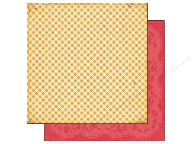 Crate Paper 12 x 12 in. Paper Pretty Party Stitch (25 pieces)
