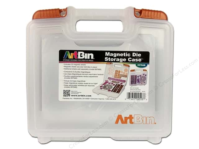 ArtBin Storage Magnetic Die Case
