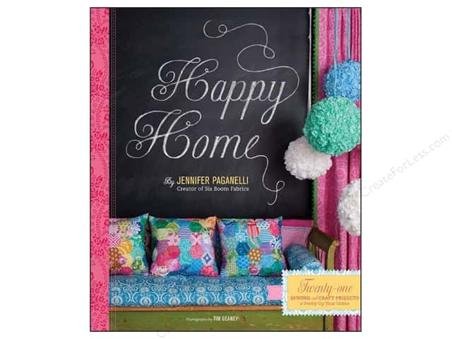 Chronicle Happy Home Book by Jennifer Paganelli