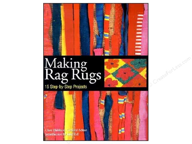 Storey Publications Making Rag Rugs Book
