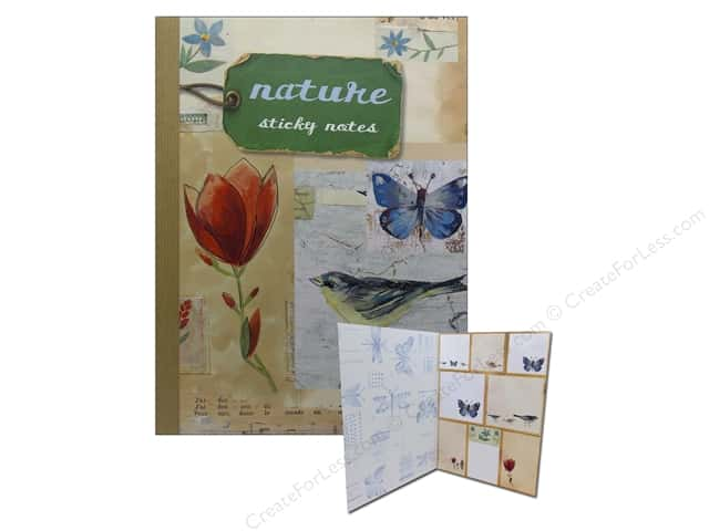 Cico Books Notes Sticky Notes Nature