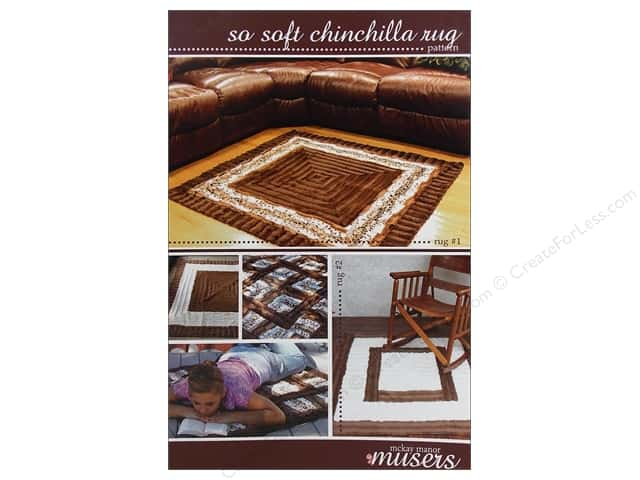 Mckay Manor Musers So Soft Chinchilla Rug Pattern