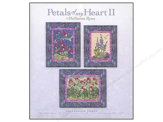 Pine Needles Petals of My Heart II Collection 3 Pattern