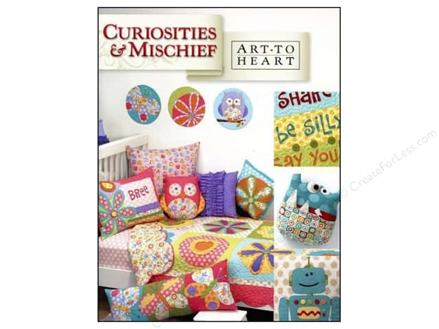 Art to Heart Curiosities & Mischief Book