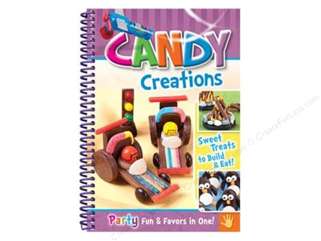 CQ Products Candy Creations Book