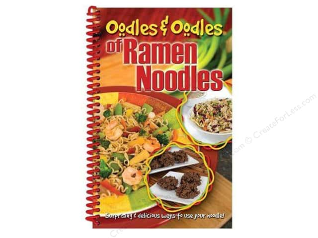 CQ Products Oodles & Oodles Of Ramen Noodles Book