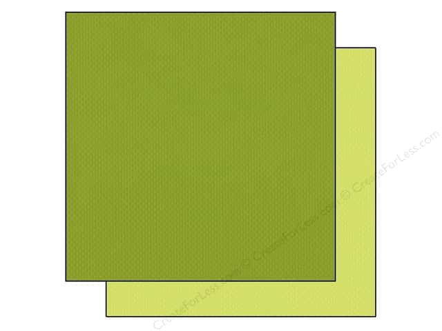 "Bazzill Cardstock 12""x 12"" 25pc TwoScoops Prickly Pear"