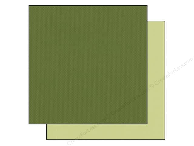 "Bazzill Cardstock 12""x 12"" 25pc TwoScoops Luscious Lime"