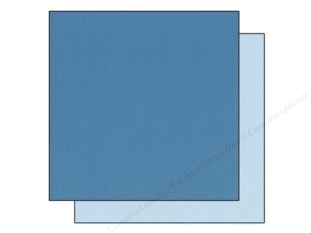 "Bazzill Cardstock 12""x 12"" 25pc TwoScoops Blueberry Cheesecake"