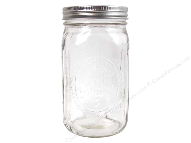 Ball Mason Jars 32 oz. Quart Wide Mouth (12 sets)