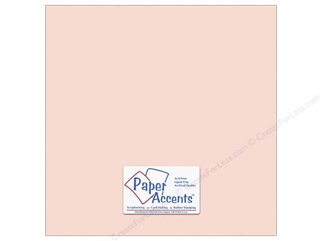 Cardstock 12 x 12 in. #10166 Stash Builder Textured Berry Smoothie by Paper Accents (25 sheets)