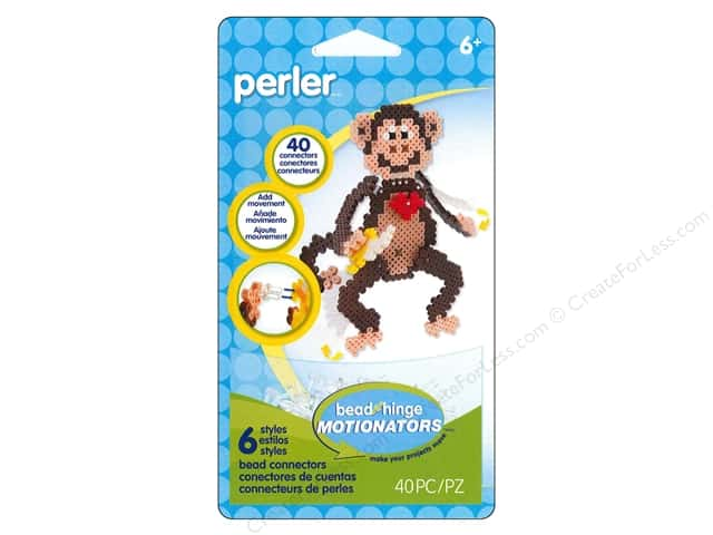 Perler Bead-Hinge Motionators 40 pc.