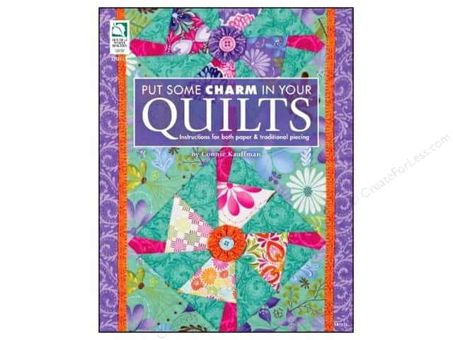 House of White Birches Put Some Charm In Your Quilts Book