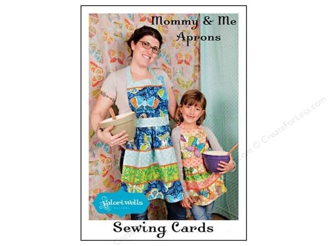 Stitchin' Post Mommy & Me Aprons Pattern