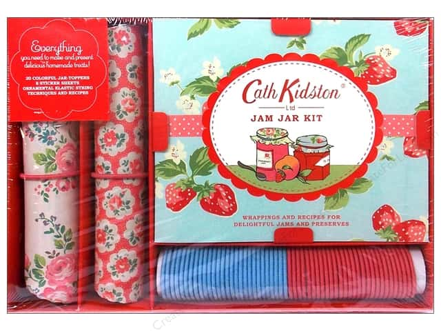Chronicle Boxed Cath Kidston Jam Jar Kit