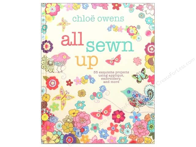 Cico All Sewn Up Book by Chloe Owens