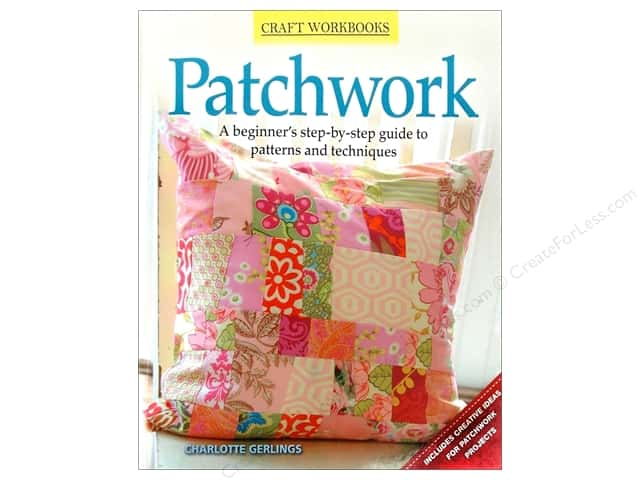 Fox Chapel Publishing Craft Workbooks Patchwork Book