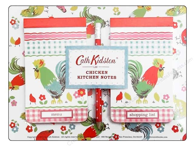 Chronicle Kitchen Notes Set Cath Kidston Chicken
