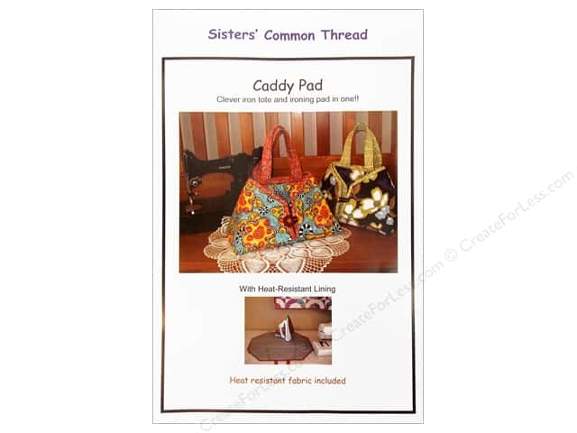 Sisters' Common Thread Caddy Pad Patttern