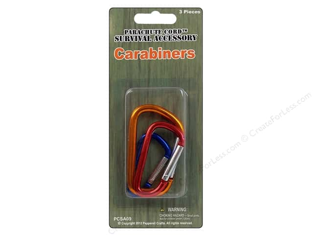 Pepperell Carabiners