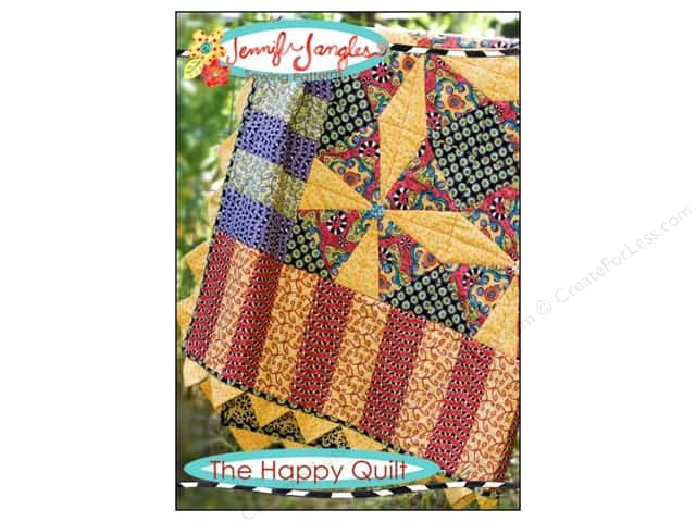 Jennifer Jangles The Happy Quilt Pattern