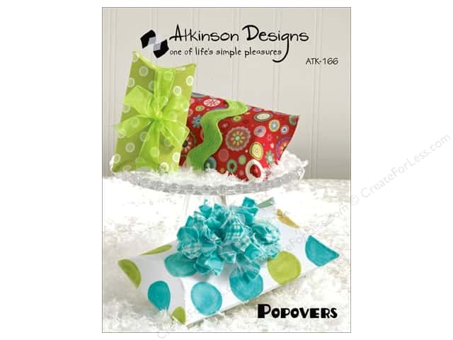 Atkinson Designs Popovers Pattern