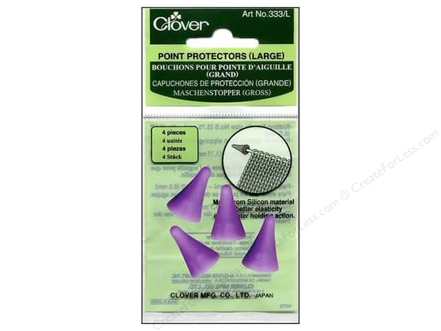 Clover Point Protectors Large 4 pc.