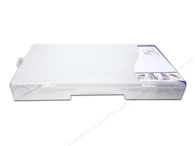 "Storage Solutions Box 24 Compartment 14""x 8.5"" Clear"