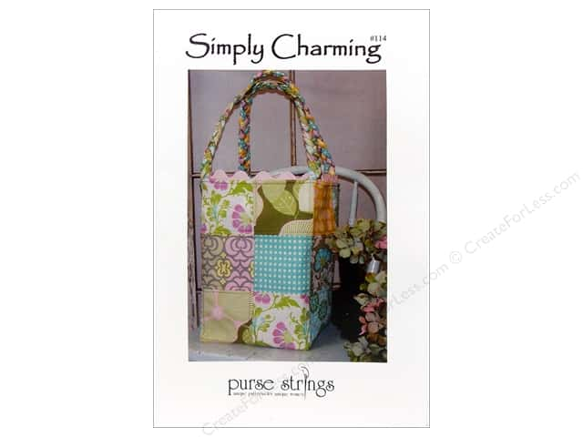 Purse Strings Simply Charming Bag Pattern