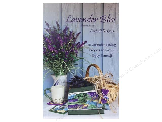 Firetrail Designs Lavender Bliss Project Booklet