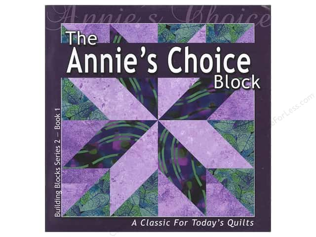 All American Crafts Series 2-#1 Annie's Choice Book