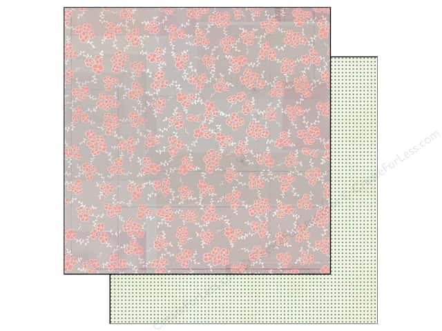 Crate Paper 12 x 12 in. Paper Acorn Ave Pecan Bakery (25 pieces)