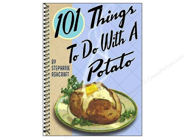 Gibbs-Smith 101 Things To Do With A Potato Book
