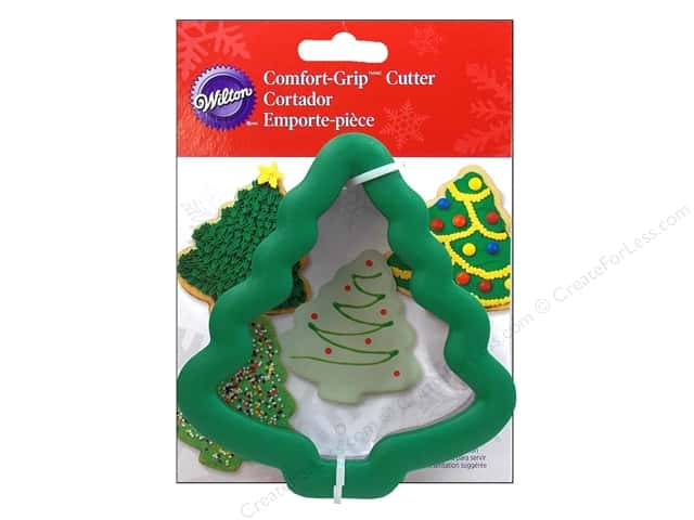 Wilton Cookie Cutter Comfort Grip Tree