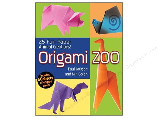 Gibbs-Smith Origami Zoo Book