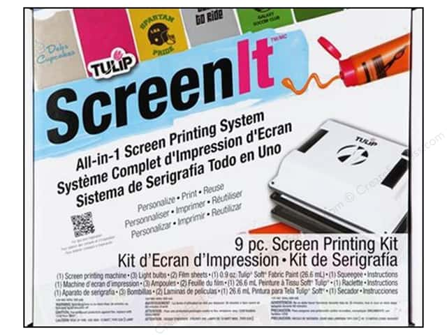Tulip ScreenIt Silk Screen