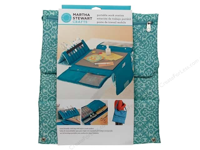Martha Stewart Tools Portable Work Station