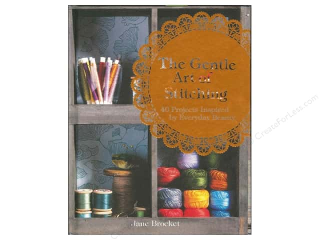 Collins & Brown The Gentle Art Of Stitching Book