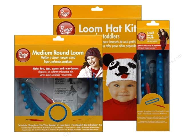 Boye Loom Knitting Collection