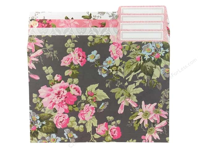 Anna Griffin File Folder Camilla 12pc