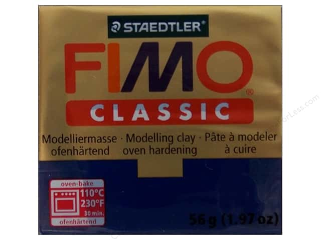Fimo Classic Clay 56gm Navy Blue